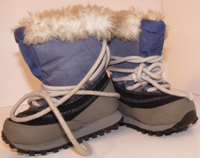 BOYS WATER-PROFF BOOTS