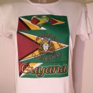 WOMEN GUYANA GRAPHIC-TEE (S) SLEEVE