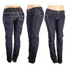 Peach Bottoms - Junior Stretch 6 Pocket Skinny Jeans-Single Pair-Size 3