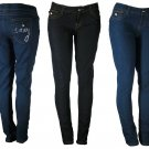 Jealousy-Junior 5 Pocket Stretch Skinny Jeans-Single Pair-Size 13