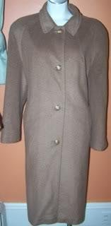 Kashmiracle Ladies M Coat Casual Long Warm