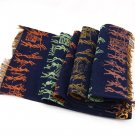 china yunnan ethnic jacquard cotton scarf dongba pictures