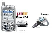 Treo 650 PDA GSM Cellular Phone Bluetooth Combo (Unlocked)