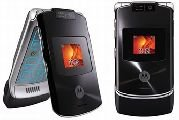 Motorola V3XX Cell Phone (Unlocked)