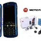 "Motorola L7 SLVR Limited Edition - ""Metallic Blue"" Ultra Slim Cellular Phone (Unlocked)"
