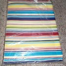 1 YARD LONGABERGR SUNNY DAY STRIPE FABRIC ~NEW