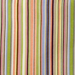 1 YARD LONGABERGER SUMMERTIME STRIPE  NEWFABRIC