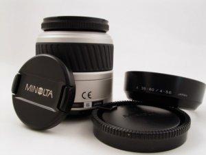 Minolta Maxxum 35-80 for Sony Alpha, 3xi, 5xi, 300si