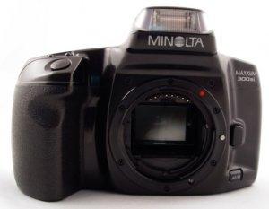 Minolta Maxxum 300si step up from 3xi 5xi 3000i 5000i