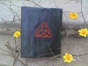 Charmed Book of Shadows Replica (Design Your Own And I'll Make It)