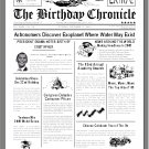 The Birthday Chronicle
