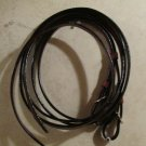 Leather Reins - Latigo Ties - Approx. 7'