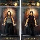 Lot of Authentic New Moon Twilight Movie Action Figure Set of 4 Dolls