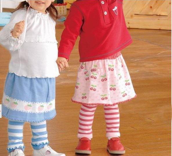Child Princess dress / girls Leggings / divided skirt / tutu / pantyhose child