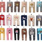 Wholesale cotton 24designs baby pant kids' legging  20pcs