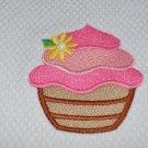 """Strawberry Dream"" Cupcake Kitchen Dishtowel"