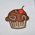 """Paisley"" Cupcake Kitchen Dishtowel"