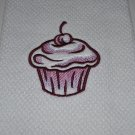 """Cupcake"" Kitchen Dishtowel"