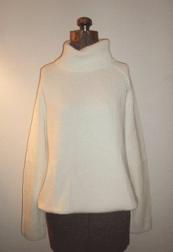 NEW! Land's End Shaker Knit Sweater - PM - K1101_00100