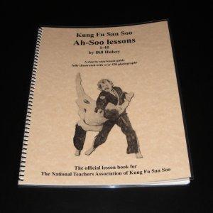 Ah-Soo Lesson Book - Kung Fu San Soo