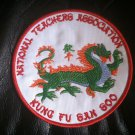 National Teachers Association Patch
