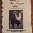 Seminar 2016 Lesson Book