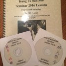 Seminar 2016 DVD and Book Bundle for those who did not attend.
