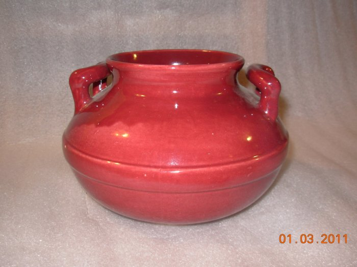 red wing mulberry vase