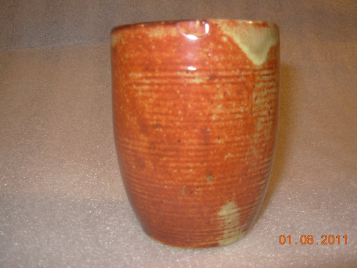 deutch pottery. dated 1949