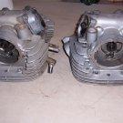 Cylinder Head, Front & REAR 89 Yamaha Virago xv750