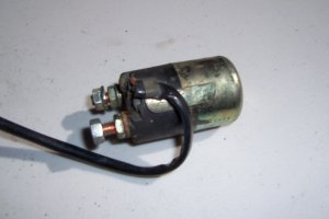 STARTER SOLENOID 1985 Honda Shadow VT700, GOOD COND.