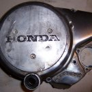 LEFT CRANK CASE COVER, 85 Honda Shadow VT700