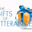 The Gifts Of Utterance Graphic Set