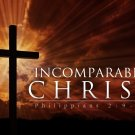 The Incomparable Christ Graphic Set