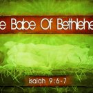 The Babe of Bethlehem Deluxe Sermon Package