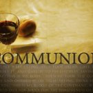 Communion Splash Page
