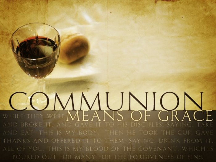 Communion Basic Sermon Package
