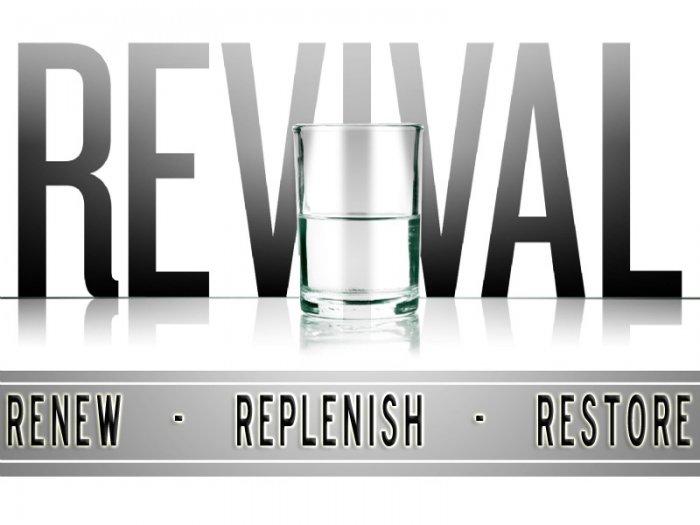 Revival Splash Screen