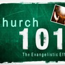 Church 101 : The Evangelistic Effect Graphic Set