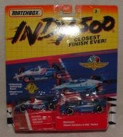 1992 INDY 500 CLOSEST FINISH EVER UNSER AND GOODYEAR