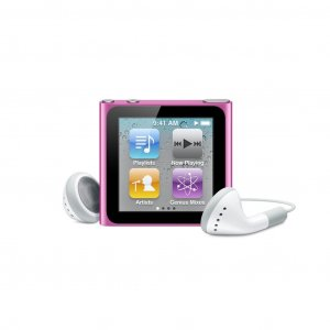 iPod Nano 8gb Pink 6th Generation NEW