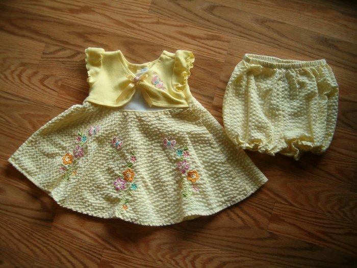 Spring Dress (6/9 Months)