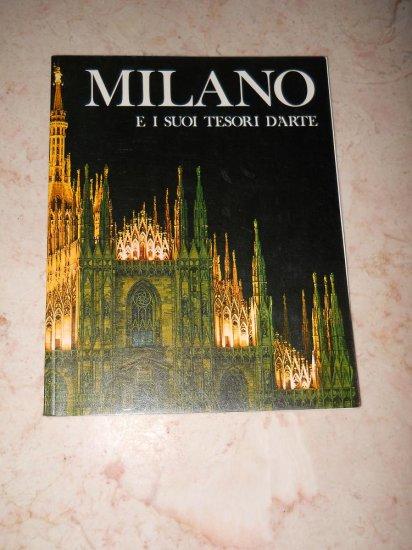 Milano E I Suoi Tesori D'Arte