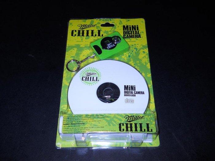 Miller Chill - Mini Digital Camera - New