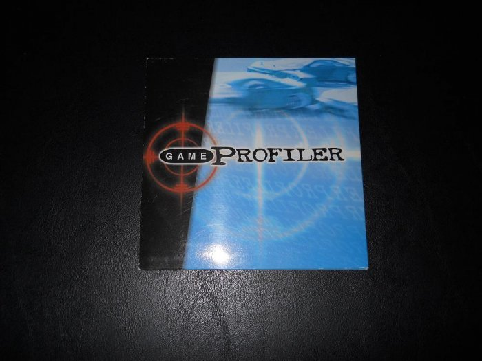 Interact - Game Profiler - 1999 - CD