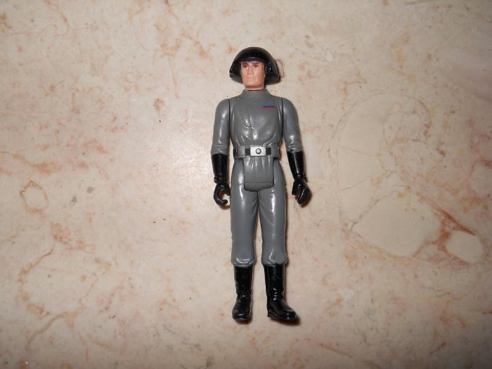 Star Destroyer Commander - Star Wars - Kenner - Vintage - 1977