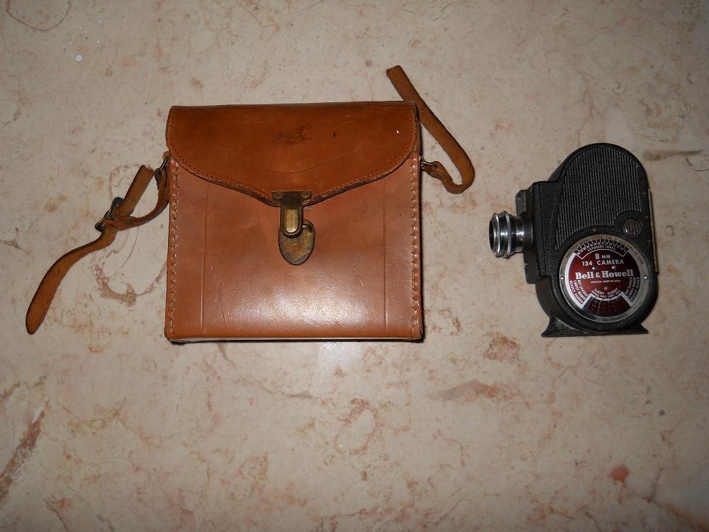 Bell & Howell Camera - 8mm - 134 Camera