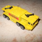 Hot Wheels - Airport Rescue Fire Dept - 1979