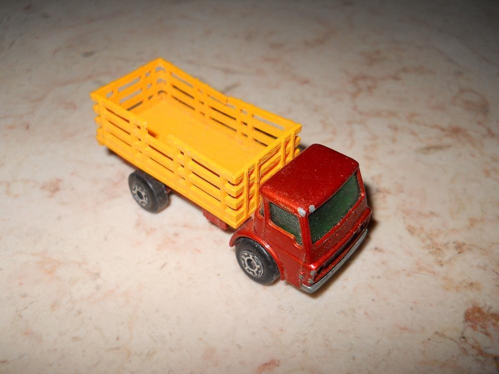 Cattle Truck - Matchbox - Superfast - #71 - 1976