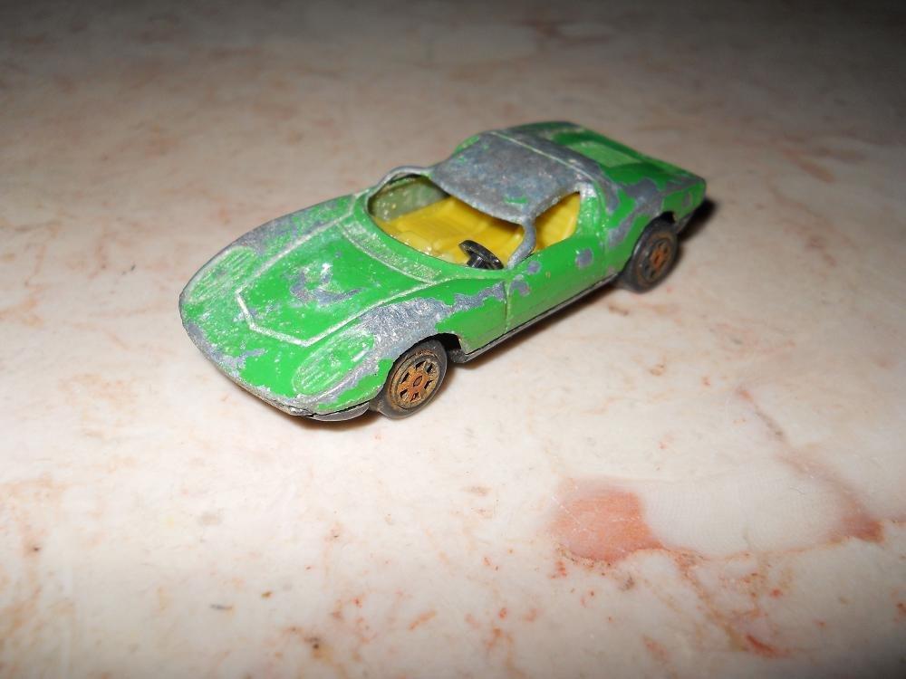 Lamborghini Miura - Yatming - #1001 - Green